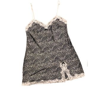NEW Victoria's Secret Satin & Lace Slip
